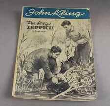 John Kling Krimi Band 29 - Der blutige Teppich - von J.J. van Johst 1951  /S153