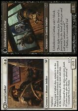 Loyal Cathar X4 EX/NM Dark Ascension MTG Magic Cards White Common