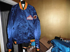 Vintage Florida Panthers Throwback Satin Starter Jacket xxl 2xl Rare!