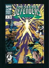 THE SECRET DEFENDERS US MARVEL COMIC VOL.1 # 2/'93