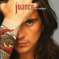 JUANES 'MI SANGRE (NEW VERSION)+4 BONUSTRACKS' CD NEU
