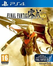 Final Fantasy Type 0 PS4 - totalmente in italiano