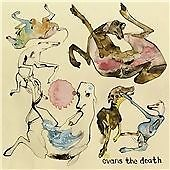 Evans the Death - Expect Delays (2015) CD PROMO NEW MINT
