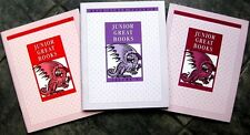 3RD 4TH GRADE 3 4 READER DRAGON JUNIOR GREAT BOOKS VOL 1 2 3 Read Aloud CLASSICS