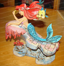 4037501 - Ariel, 25th Anniversary (Little Mermaid) Disney Showcase (Jim Shore)