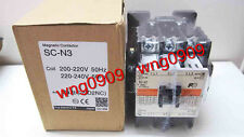 FUJI Magnetic Contactor SC-N3 SCN3 200-240VAC new in box free ship