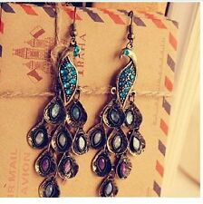 GirlZ!Fashion Hot Beautiful Peacock Earring