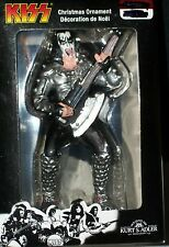 KISS Xmas Tree Holiday decoration Ornament Kurt Adler Gene Simmons collector new