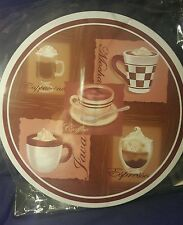 Coffee  Stove Burner covers set of 4