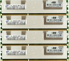 16GB (4x4GB) PC3-10600R DDR3-1333MHz ECC Reg for Apple Mac Pro Models 4.1 - 5.1