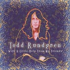 With a Little Help from My Friends by Todd Rundgren (CD, May-2003, Madacy) Used