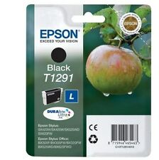 Epson T1291 BLACK FOR STYLUS SX420W SX425W SX525WD