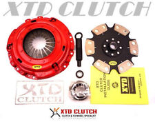 XTD STAGE 4 RACE CLUTCH KIT HONDA ACCORD PRELUDE H22 H23 F22 F23 4cyl (1700)