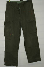 JOB LOT X 8 BRITISH US FRENCH ITALY ARMY TROUSERS POST WW1 WW2 YOUTH FANCY DRESS