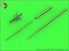 1/48 MASTER MODEL AM48124 PITOT TUBES for RUSSIAN SU-25 (FROGFOOT)