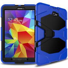 For Samsung Galaxy Tab A 2016 (10.1) Screen Film/Heavy Duty Shock Proof Case