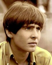 "DAVY JONES THE MONKEES BRITTISH ACTOR SINGER 8x10"" HAND COLOR TINTED PHOTOGRAPH"