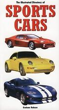 The Illustrated Directory of Sports Cars by Ray Bonds (2003, Paperback, Revised)