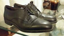 Allen Edmonds black Leather Oxfords Dress Shoes Park Avenue no reserve free ship