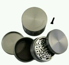 "Sharpstone 2.5"" 4pc Authentic Hand Muller Herb Spice Tobacco Grinder Crusher"