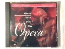CD Great music from the Opera CANADA COME NUOVO LIKE NEW!!!
