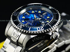 New Invicta Mens 300M Diamond Grand Diver Automatic Lim. Ed. Abalone Dial Watch