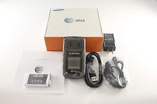 New Samsung SGH-A847 Rugby II Black 3G GPS AT&T Unlocked GSM A847