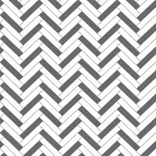Rasch Black and White Chevron Wallpaper Kitchen Bathroom Tiling on a Roll 888225