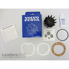 Volvo Penta Sea Water Cooling Pump Impeller Kit New OEM 4.3L,5.0L,5.7L 21951346