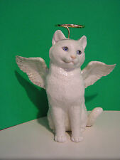 LENOX FACE OF AN ANGEL CAT Sculpture kitten - NEW in BOX with COA