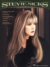 Stevie Nicks Greatest Hits Learn Fleetwood Mac Pop Piano Guitar PVG Music Book