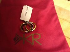 Silpada Destination Stack Rings KRR0091 Size 8
