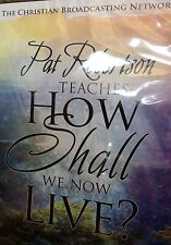 Pat Robertson Teaches: How Shall We Now Live?  DVD Christian Broadcasting