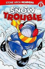 Truck Buddies Ser.: Snow Trouble by Melinda Melton Crow (2009, Paperback)