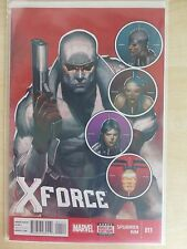 "X Force Issue 11 ""First Print"" - 2014 Spurrier, Kim"