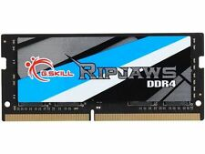 G.SKILL DDR4 16GB (16GB X1) 2400MHZ CL16 RIPJAWS LAPTOP MEMORY F4-2400C16S-16GRS