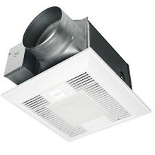 "Panasonic WhisperLite - 150 CFM - Bathroom Exhaust Fan - Ceiling Mount - 6"" D..."
