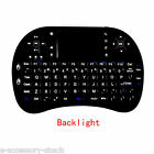 Mini Backlit Wireless Keyboard+Touchpad Mouse 2.4GHz  for Android Box Back Light
