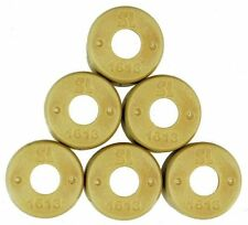 Dr. Pulley 5.5gm 16x13 Round Roller Weights for Scooters WITH 50cc QMB139 Motors