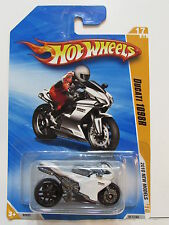 HOT WHEELS 2010 NEW MODELS DUCATI 1098R WHITE