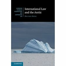 International Law Arctic by Michael Byers. Hardcover 9781107042759 Cond=LN:NSD
