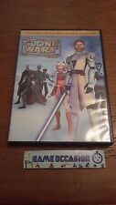 STAR WARS THE CLONE WARS SAISON 1 I VOLUME 3 / 6 EPISODES   / DVD VIDEO PAL