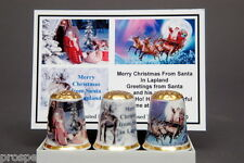 Merry Christmas From Santa in Lapland Ltd Edition Box Set + Christmas Card