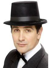 Top Hat Mens Gentleman Topper Hat Fancy Dress 1920s Accessory