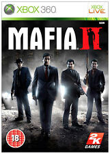 Mafia II (2) ~ XBox 360 (in Great Condition)