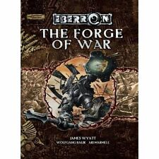 Eberron THE FORGE OF WAR D&D 3.5 NEW sealed Dungeons & Dragons