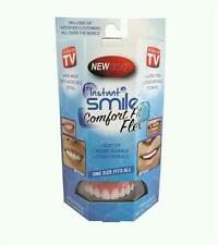 AS SEEN ON TV FLEXIBLE INSTANT PERFECT TEETH IN MINUTES high quality QUICK EASY