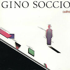 Gino Soccio - Outline - New factory Sealed CD