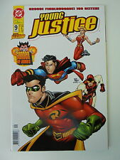 1x Comic -DC Dino- Young Justice - Nr. 9 - Z. 1/1-
