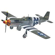 Revell P-51B Mustang 1/32 airplane model kit 5535